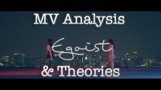 Loona Olivia Hye 'Egoist' MV Theory - Stafaband