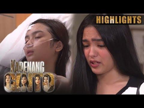 Download Marga, naluha nang dalawin si Cassie | Kadenang Ginto (With Eng Subs)