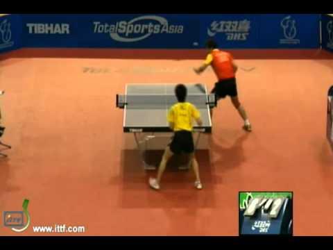 UAE Open 2011 : Wang Hao - Koki Niwa