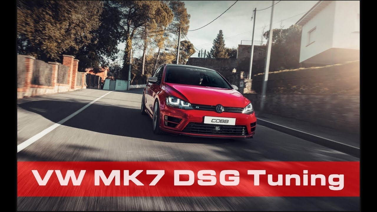COBB Tuning – MK7 DSG Tuning Available Now!