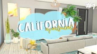 Cali Apartment 🌴✨ | Color My Apartment (#1) ✧ The Sims 4 Decor/Build