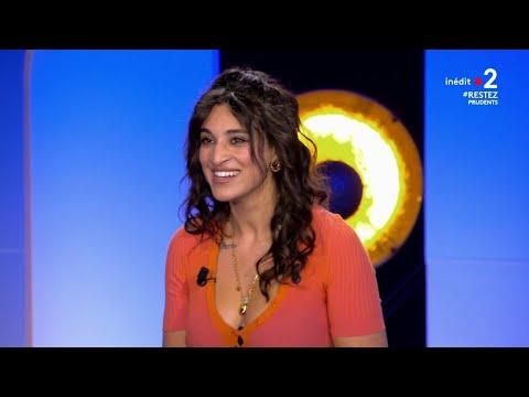 Camélia Jordana - On n'est pas couché 23 mai 2020 #ONPC