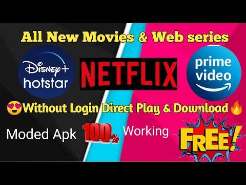 Watch[FREE]Hotstar Disney   Amazon Prime   Netflix Videos    No Subscription  Life Time 100% Working