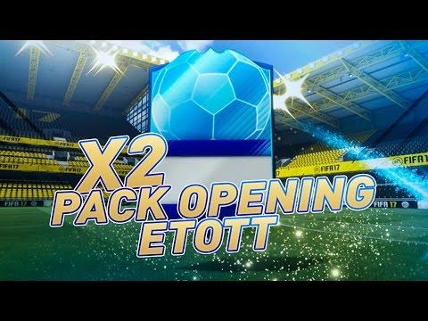 FUT 17 | GROS PACK OPENING ETOTT !! 2 ANIM BLEUS !!