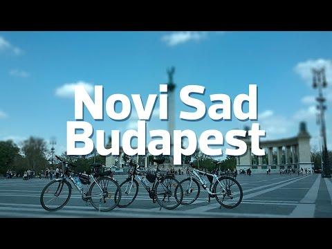 Novi Sad-Budimpešta biciklom | Novi Sad-Budapest by bycicle (Cyclingtour)