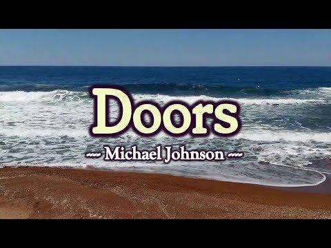 Doors - Michael Johnson (KARAOKE)
