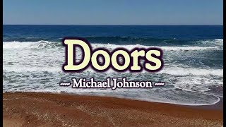 Doors - Michael Johnson (KARAOKE VERSION)