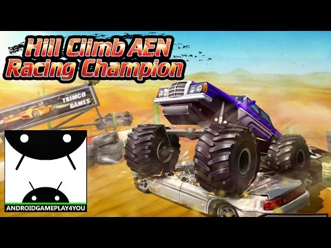 Hill Climb AEN Racing Champion Android GamePlay Trailer [60FPS] (By TrimcoGames)
