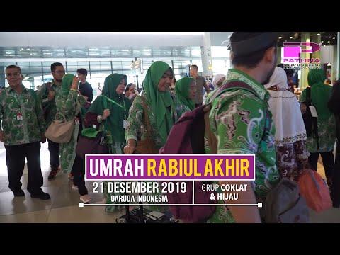 Acara Manasik Umrah Muharram 1441 H keb. 22 & 26 September 2019 - Patuna Acara Manasik Umrah Muharra.