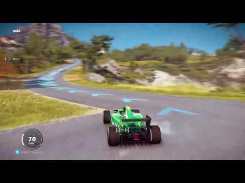 Como conseguir un Formula 1 en Just Cause 3