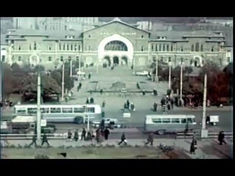 Видео Кишинева 1972 года. После разрушительной войны прошло 27 лет