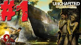 Uncharted - Gameplay (Español Latino) Parte 1 [HD]