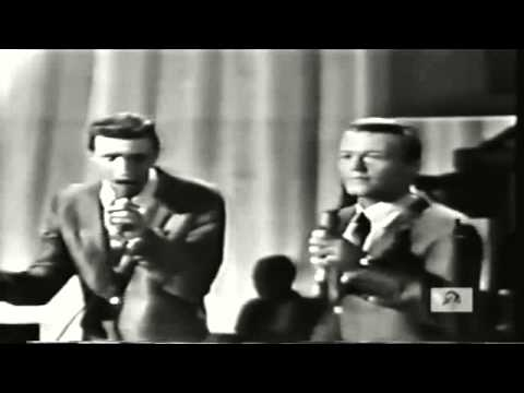 You've lost that loving feeling Live vocal 1965 Righteous Brothers