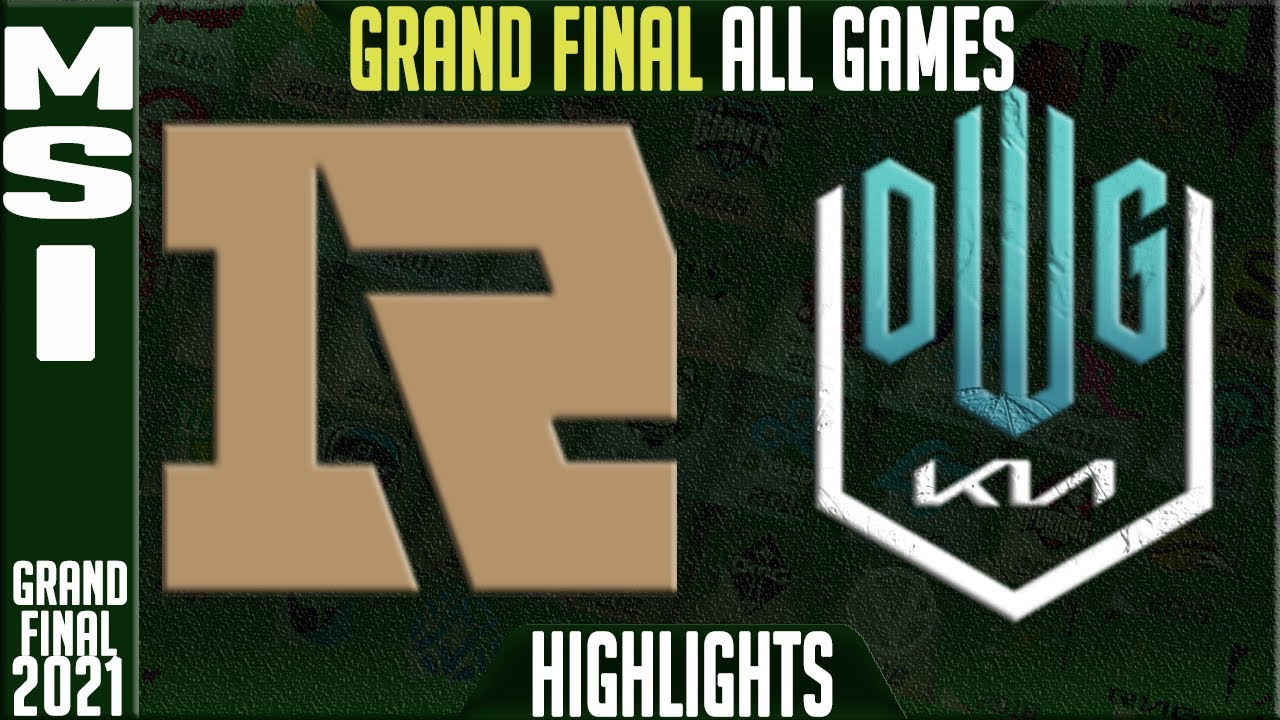 Download RNG vs DK Final Highlights ALL GAMES   MSI 2021 Grand Final - Royal Never Give Up vs Damwon KIA