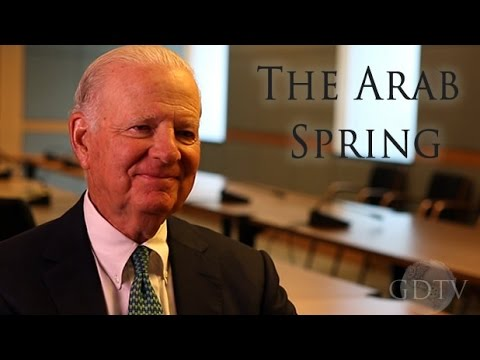 Sec. James Baker - On the Arab Spring