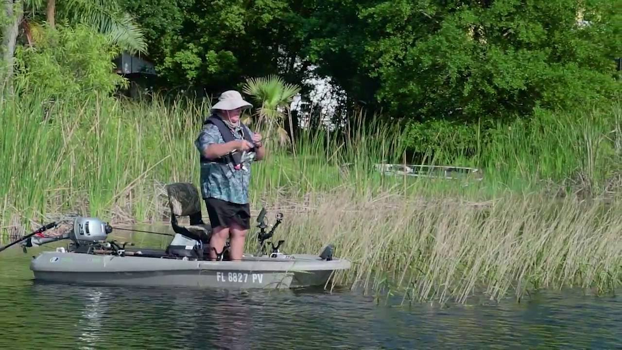 The worlds best 2 man small fishing boat twin troller x10 - Twin Troller X10 Testimonial Gerry Central Florida Part I