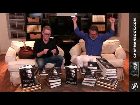 "Steven Curtis Chapman Book Signing & Interview | ""Between Heaven and the Real World"""