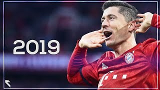 Robert Lewandowski 2019 - Best Skills & Goals - HD
