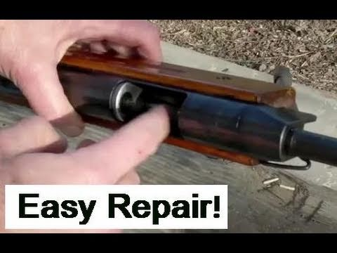 Repairing your Chinese B3 Air Rifle  Breach Seal