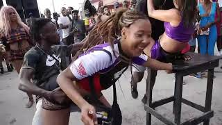 WAPPINGS THURSDAYS WHITE GIRLS DANCEING WID JAMAICAN MAN 2 MAY 2019 VIDEO