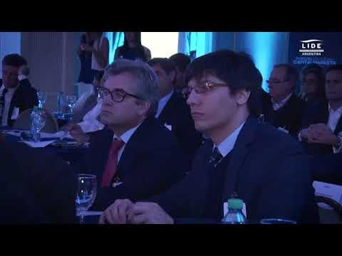 Federico Tomasevich en el Fórum Nacional de Capital Markets LIDE Argentina
