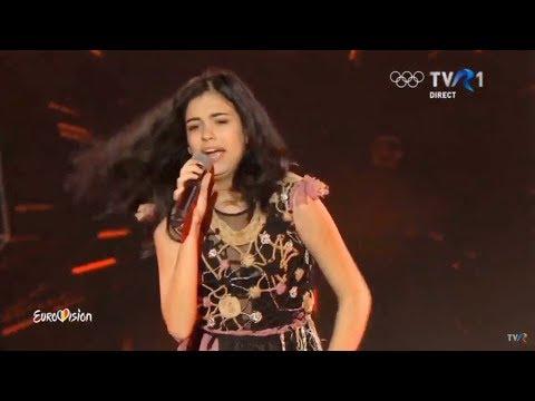 Dora Gaitanovici - Fără tine | Semifinala Eurovision 2018 de la Sighişoara