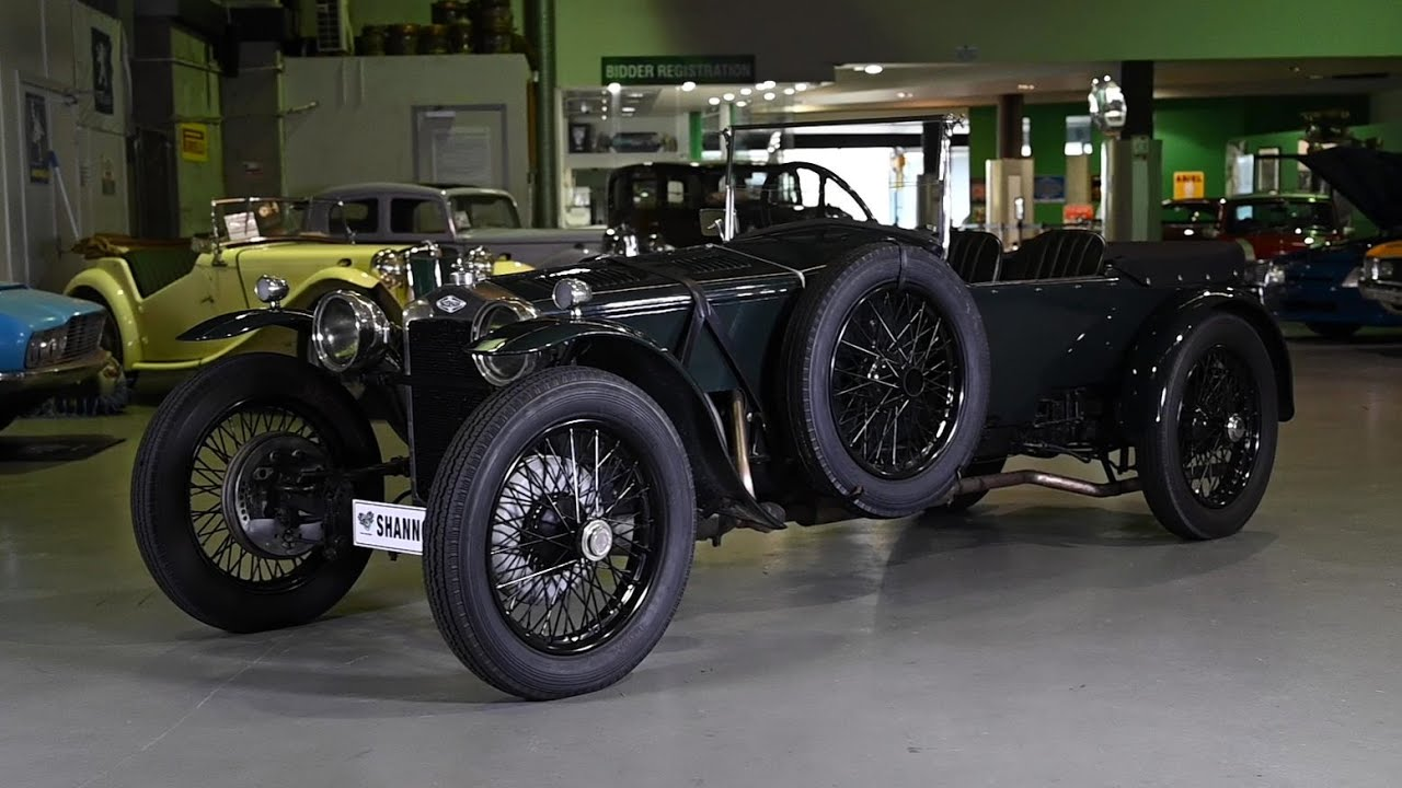 1926 Frazer Nash Super Sports 2 Seater - 2020 Shannons Sydney Summer Classic Auction
