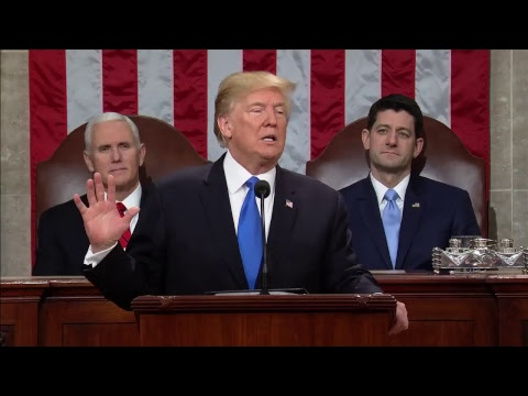 FULL VIDEO: President Donald J. Trump's State of the Union address