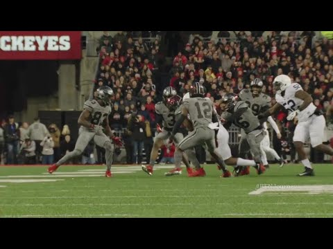The Journey: Ohio State Punt Block #SloMoMonday