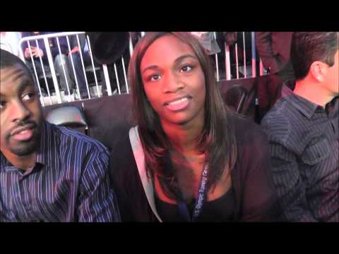 2012 Olympic gold medalist Claressa Shields discusses how life has changed, 2016