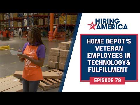 Home Depot on Hiring America, Full Episode #79