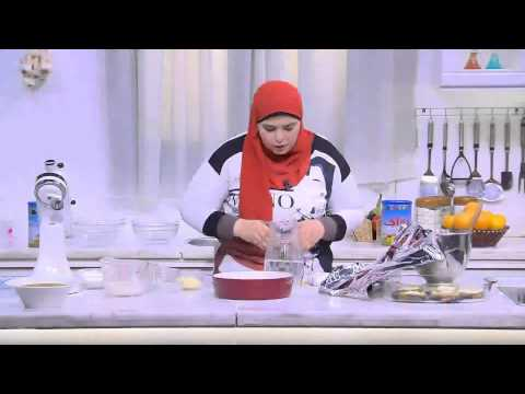 باذنجان بالجبنة الموتزاريلا - مافن الجبنة القريش والطماطم | نجلاء الشرشابي