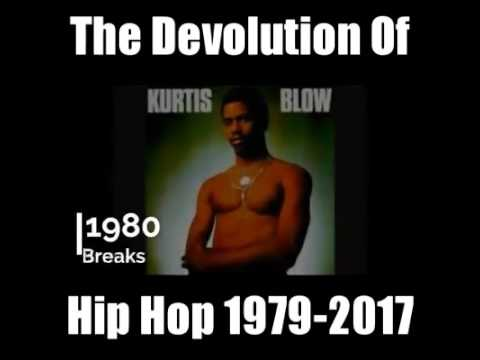 The Devolution Of Hip-Hop ¡1979-2017!