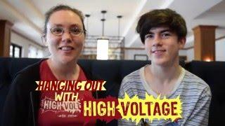 Hanging Out with High Voltage: Declan McKenna