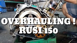 Rusi 150cc | Overhauling