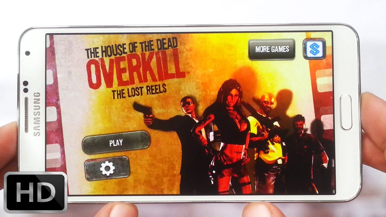 Download game the house of the dead 1 for android