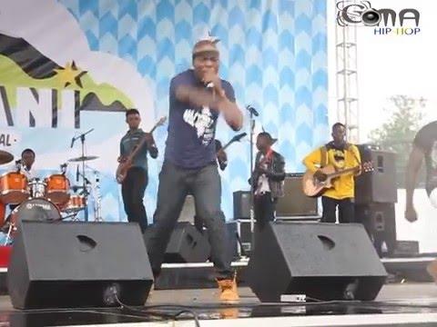 Festival Amani : BlackMan râpe au rythme de son public !
