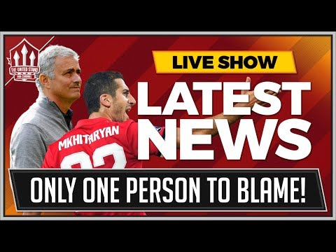 MOURINHO's Manchester United Collapse Explained! MAN UTD News