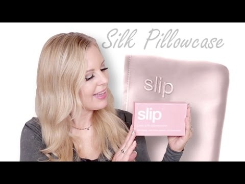 slip silk pillowcase review top over 40 tip for anti aging smooth hair skin