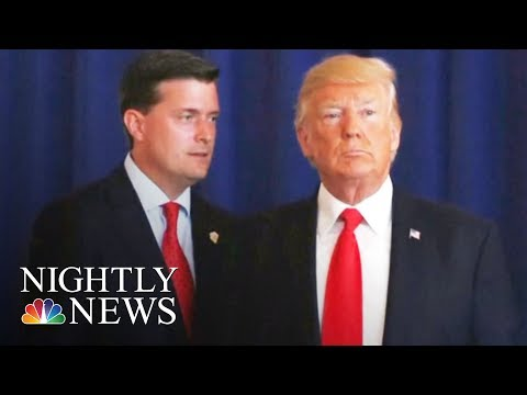 Dozens Of White House Officials Lack Proper Security Clearance, Source Says | NBC Nightly News