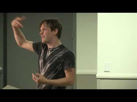 Peter Rollins - Salvation for Zombies (Lecture at Fuller Seminary & the Brehm Center)