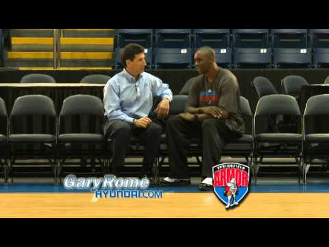 Coach Dee Brown and Gary Rome on 3 Years Free Maintenance.