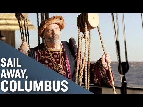 Columbus Day Should Be Indigenous Peoples Day ft. Congresswoman Deb Haaland | Full Frontal on TBS
