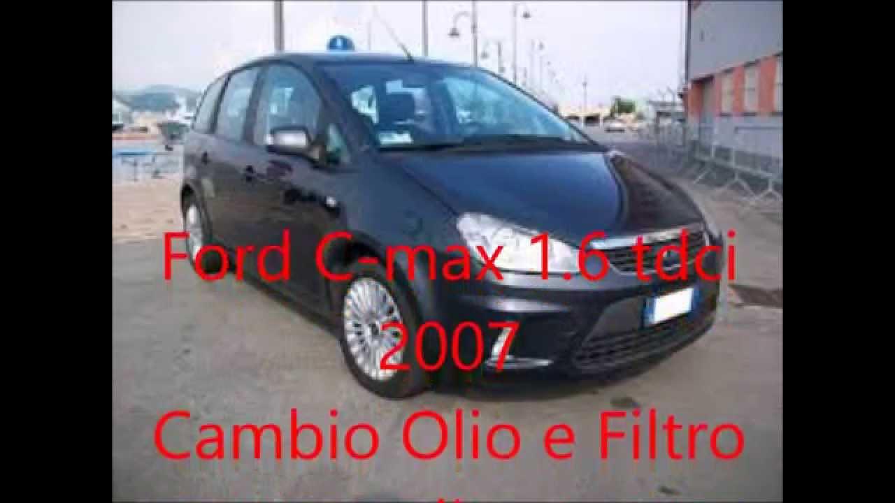 FILTRI FILTRO OLIO FILTRI ARIA FILTRO Polline-FORD C-MAX-solo 1.6