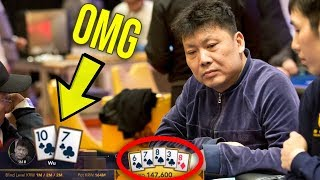 When You Just KNOW He Doesn't Have It... (Billionaires Poker Game)