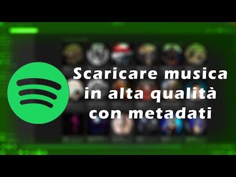 COME SCARICARE MUSICA IN ALTA QUALITA'! [2018]