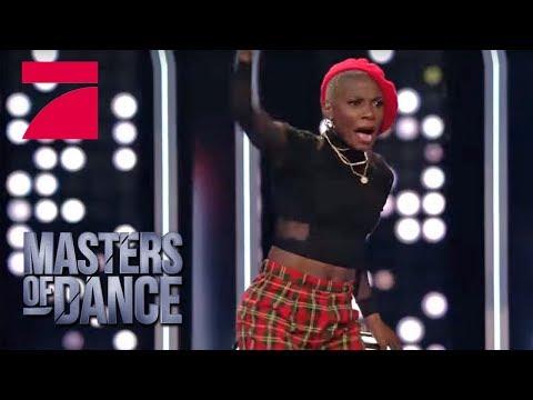 Nikeata on Fire🔥 Contemporary Dance Battle: Gewinnt Ihre Company?  Masters of Dance  ProSieben