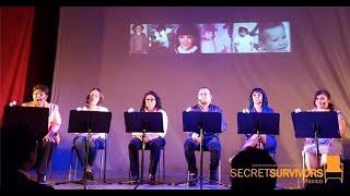 Notimex: Secret Survivors Mexico pieza que visibiliza el abuso sexual infantil