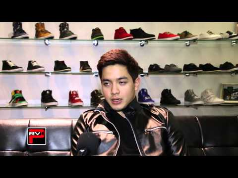 Alden Richards back in LA for PLDT Freedom Concert