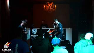 BattleMC Romania: Cosmo vs Psihotrop All Star 2014 (Timisoara)